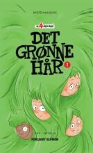 det grønne hår - bog