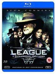 Image of   Det Hemmelighedsfulde Selskab / The League Of Extraordinary Gentlemen - Blu-Ray