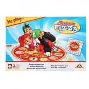 det indviklede pizzaspil til børn  - Brætspil