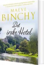 det irske hotel - bog