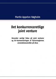 det konkurrenceretlige joint venture - bog