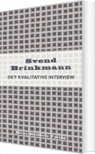 det kvalitative interview - bog