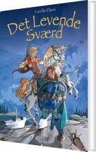 det levende sværd - bog