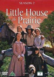 det lille hus på prærien - sæson 2 - DVD