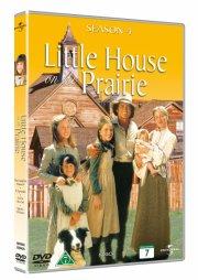 det lille hus på prærien - sæson 4 - DVD