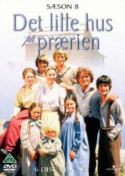 det lille hus på prærien - sæson 8 - DVD