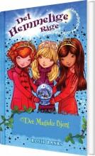 det hemmelige rige 5 - det magiske bjerg - bog