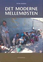 det moderne mellemøsten - bog