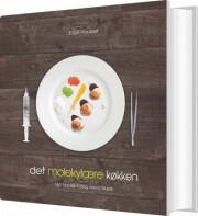 det molekylære køkken - bog