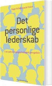 det personlige lederskab - bog