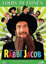 det rabler for rabbi jacob / les aventures de rabbi jacob - DVD