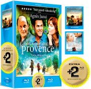 det regner altid i provence // jack & connie // effi briest - Blu-Ray