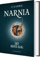narnia 7 - det sidste slag - bog