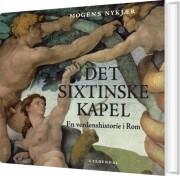 det sixtinske kapel - bog