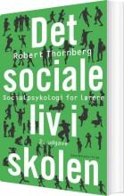 det sociale liv i skolen - bog