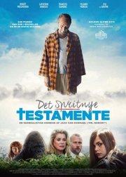 det spritnye testamente / le tout nouveau testament - DVD