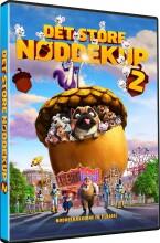 det store nøddekup 2 - DVD