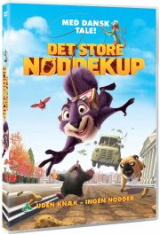 det store nøddekup / the nut job - DVD