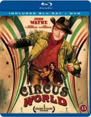 det store wild west show / circus world - Blu-Ray
