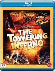 Image of   Det Tårnhøje Helvede / The Towering Inferno - Blu-Ray