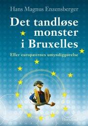 det tandløse monster i bruxelles - bog
