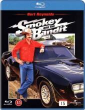 smokey and the bandit / det vilde ræs - Blu-Ray