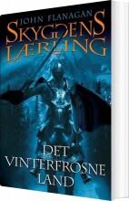 skyggens lærling 3 - det vinterfrosne land - bog