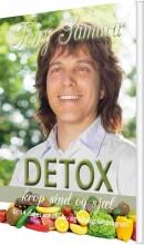 detox krop, sind og sjæl - bog