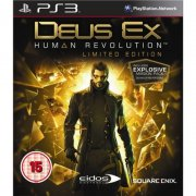deus ex human revolution - limited edition - PS3