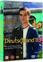 deutschland 83 - sæson 1 - DVD