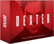 dexter box - komplet - sæson 1-8 - Blu-Ray