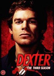 dexter - sæson 3 - DVD