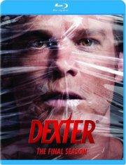 dexter - sæson 8 - Blu-Ray