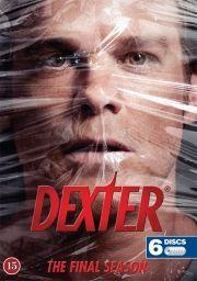 dexter - sæson 8 - DVD
