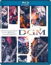 dgm - passing stages - live in milan and atlanta - Blu-Ray