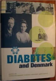diabetes and denmark - bog