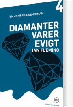 diamanter varer evigt - bog