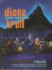 diana krall - live in rio special edition - DVD