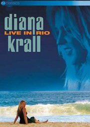 diana krall - live in rio - DVD