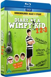 diary of a wimpy kid 1-3 - Blu-Ray