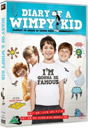diary of a wimpy kid - DVD