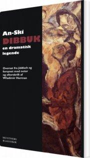 dibbuk - mellem to verdener - bog