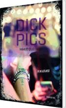 dick pics - #ungletlæst - bog
