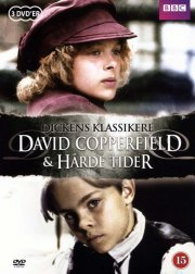 dickens klassikere - david copperfield / hårde tider - DVD