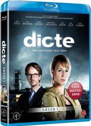 dicte - sæson 1 - Blu-Ray