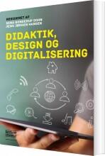 didaktik, design og digitalisering - bog