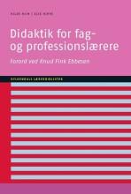 didaktik for fag- og professionslærere - bog