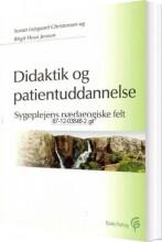 didaktik og patientuddannelse - bog