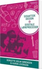 didaktisk design - digitale læreprocesser - bog