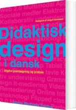 didaktisk design i dansk - bog